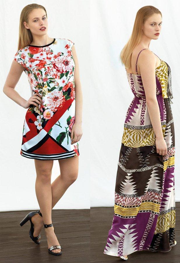 Платье и сарафан от Elena Miro