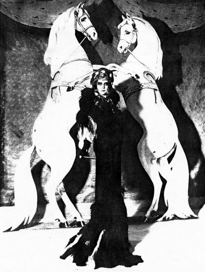 Маркиза Луиза Казати – эксцентричная красавица XX века