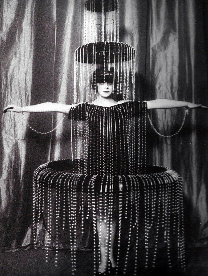 Платье Маркизы Луизы Казати
