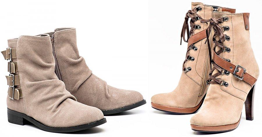 Обувь в стиле сафари