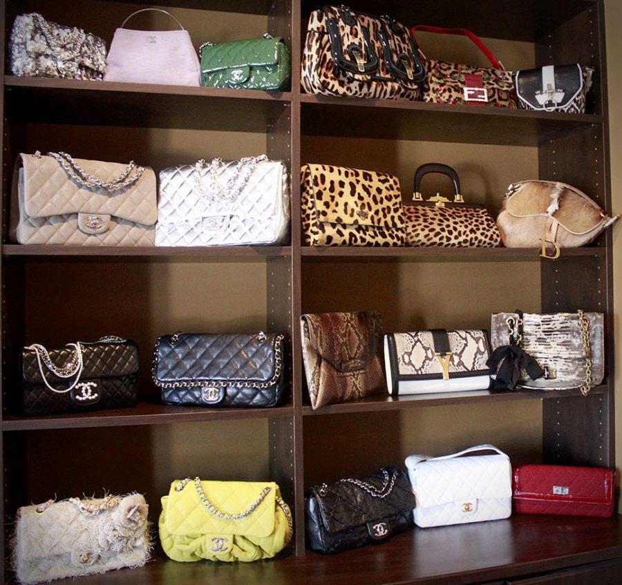 Коллекция модных сумок для девушек