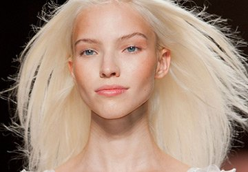 Модный цвет волос весна-лето 2014