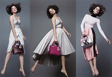 Lady Dior весна 2014
