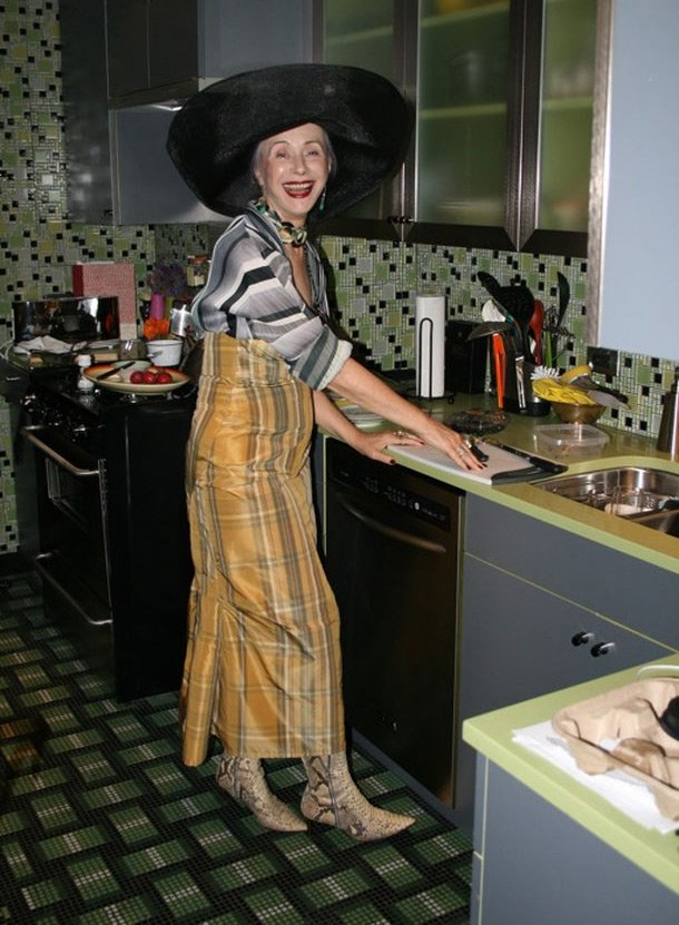 Мода для женщин 60 лет и старше – фото