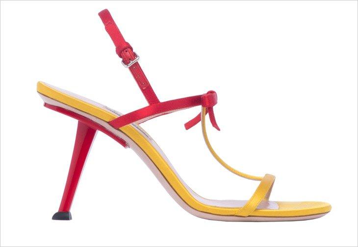 обувь Miu Miu на осень 2014