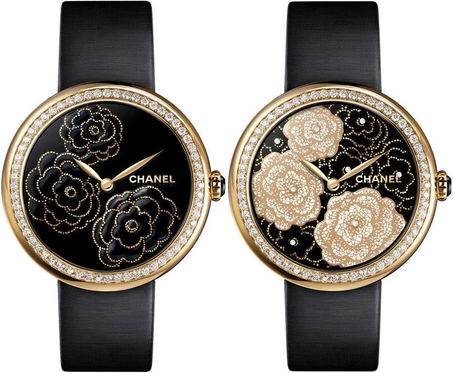Модные женские часы из коллекций 2014