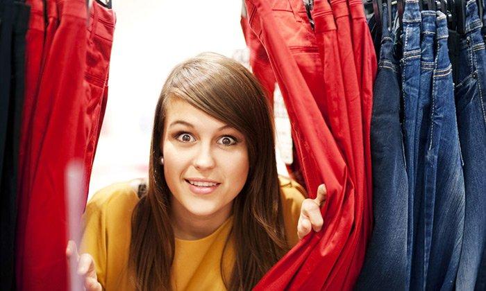 Купить женские брюки и джинсы