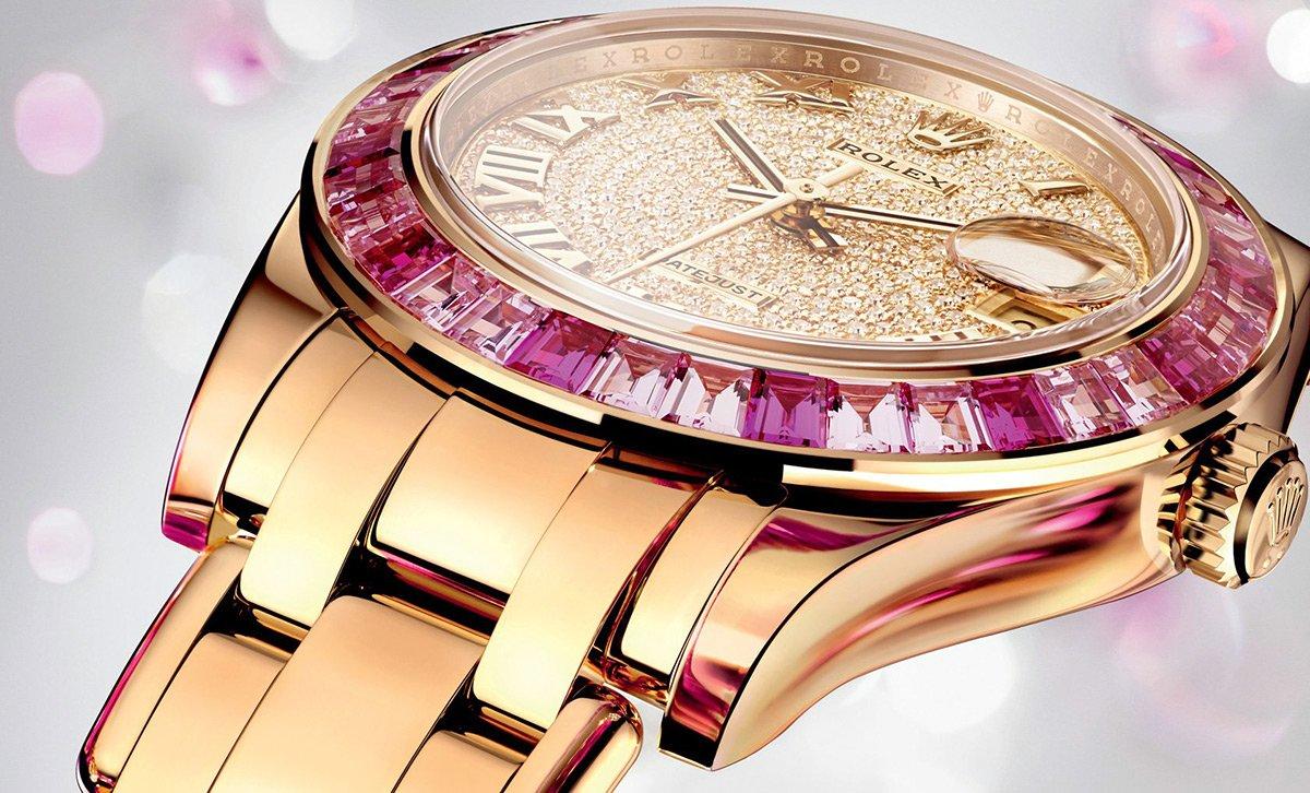 Мода часы 2014