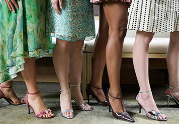Выбираем длину юбки