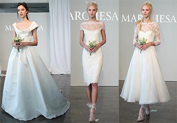 Marchesa – свадебные платья весна 2015