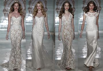 Свадебная коллекция Reem Acra