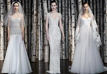 Самые роскошные свадебные платья 2015