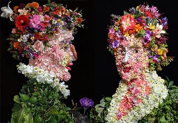 Цветочный принт для мужчин
