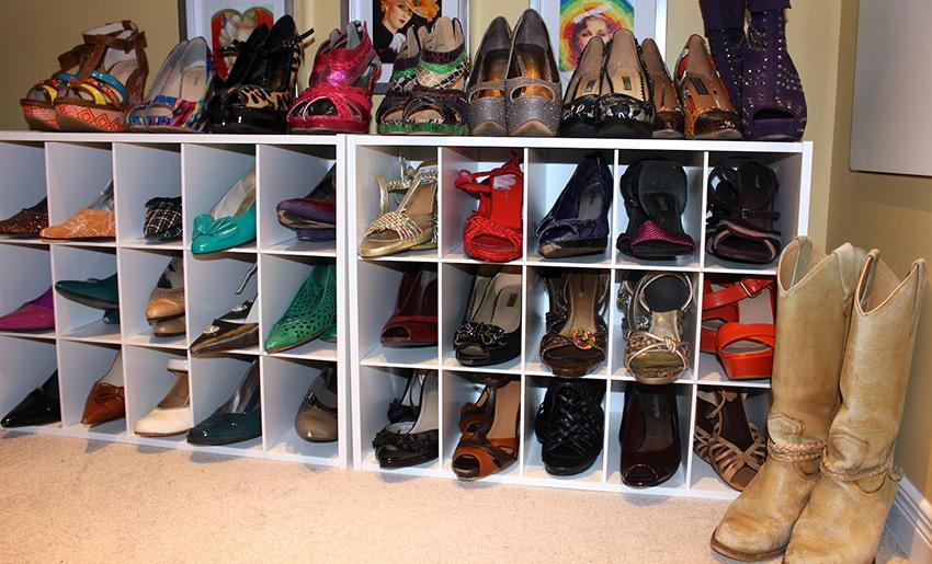 Женская обувь и базовый обувной гардероб