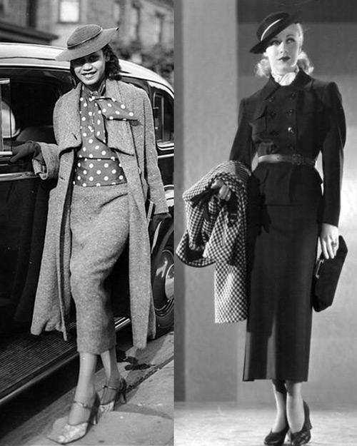 Образы тридцатых годов XX века