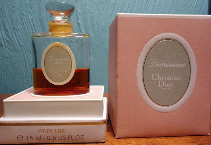 Парфюмерия с ароматом ландыша Diorissimo