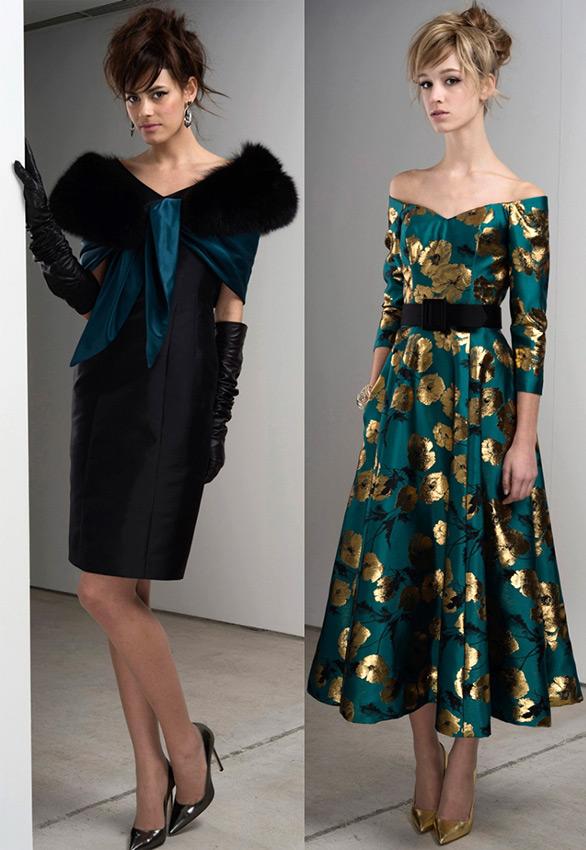 красивое декольте платья фото