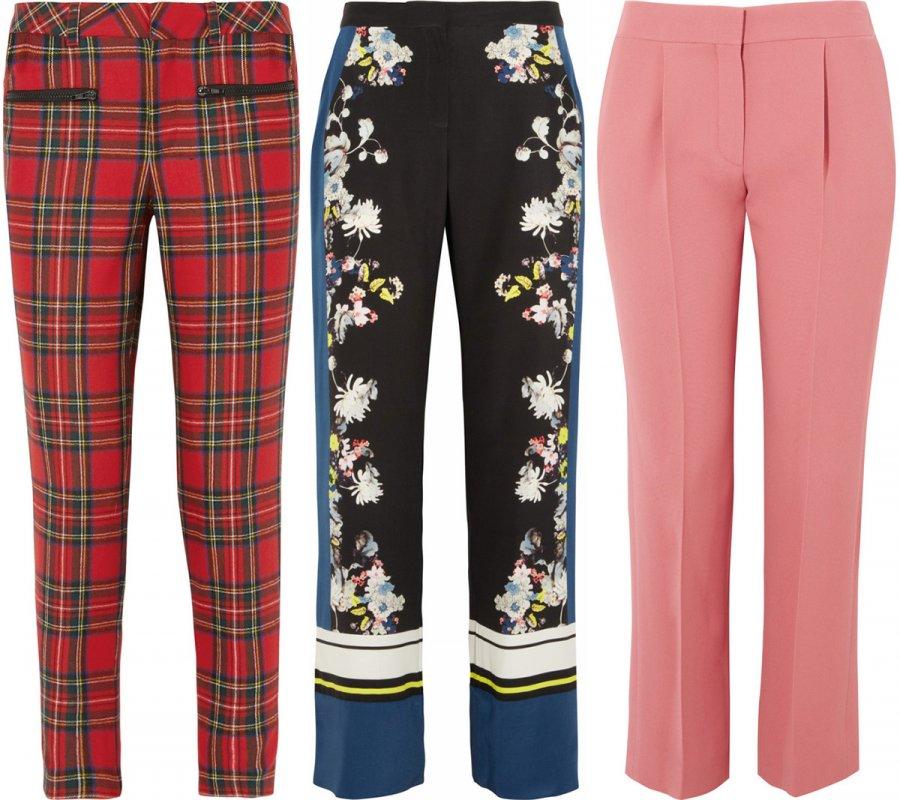 Как правильно выбрать и купить женские брюки