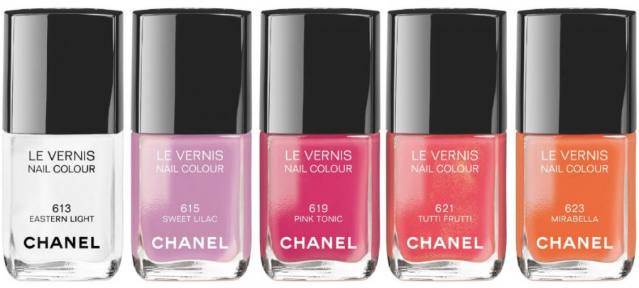 Лаки для ногтей Chanel 2014