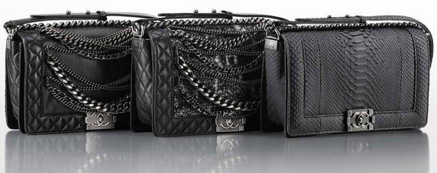 сумки Chanel Boy