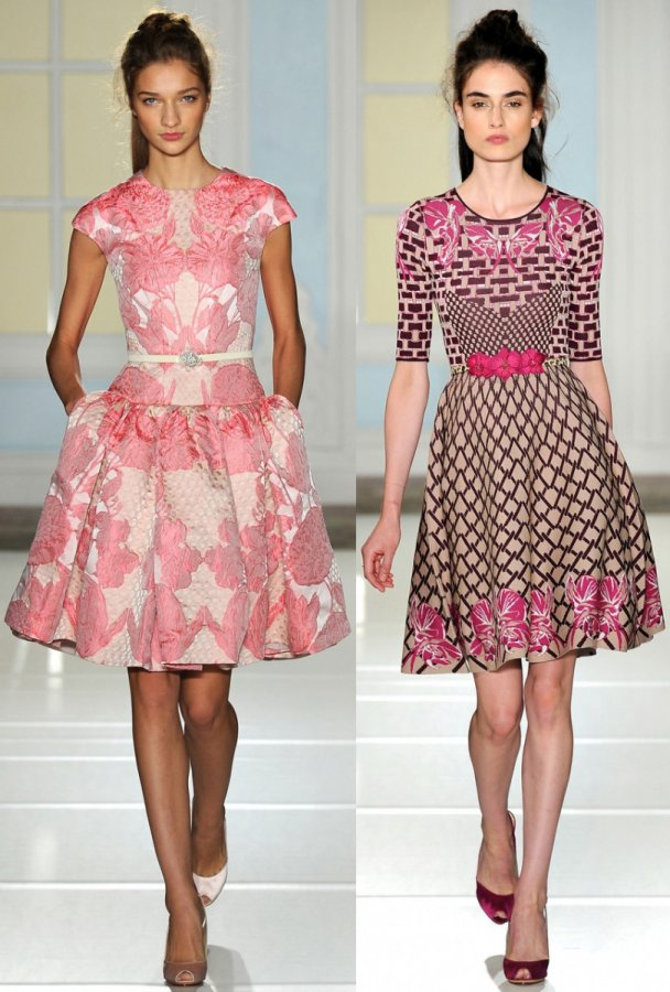 платья Temperley London