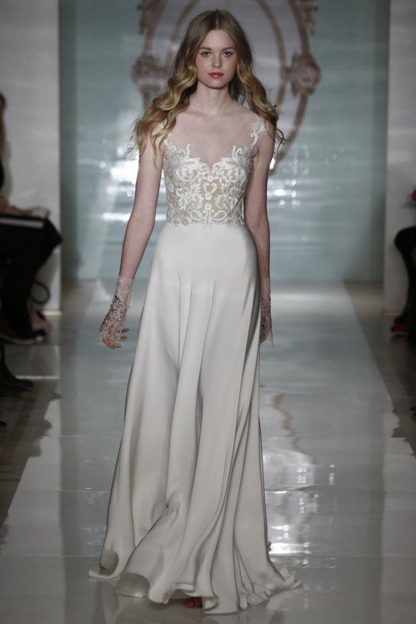 Свадебное платье Reem Acra 2015