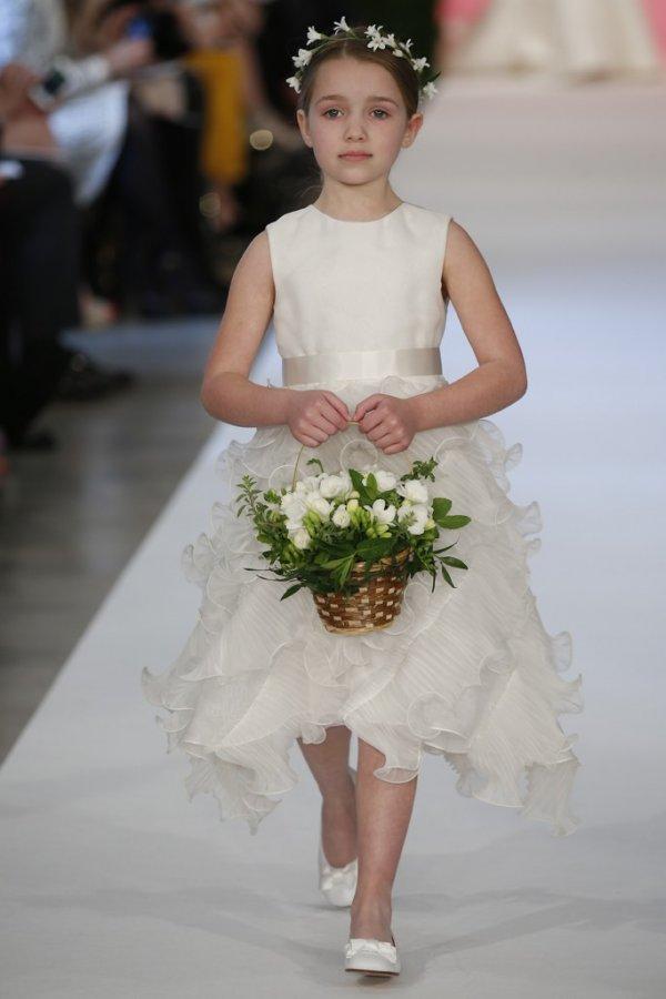Платье для девочек от Oscar de la Renta