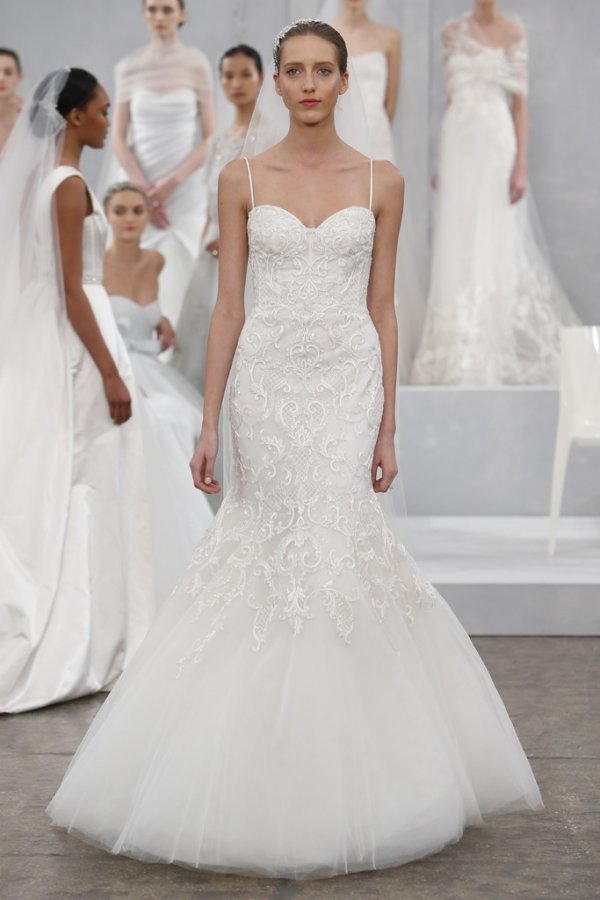 Свадебная мода весна 2015