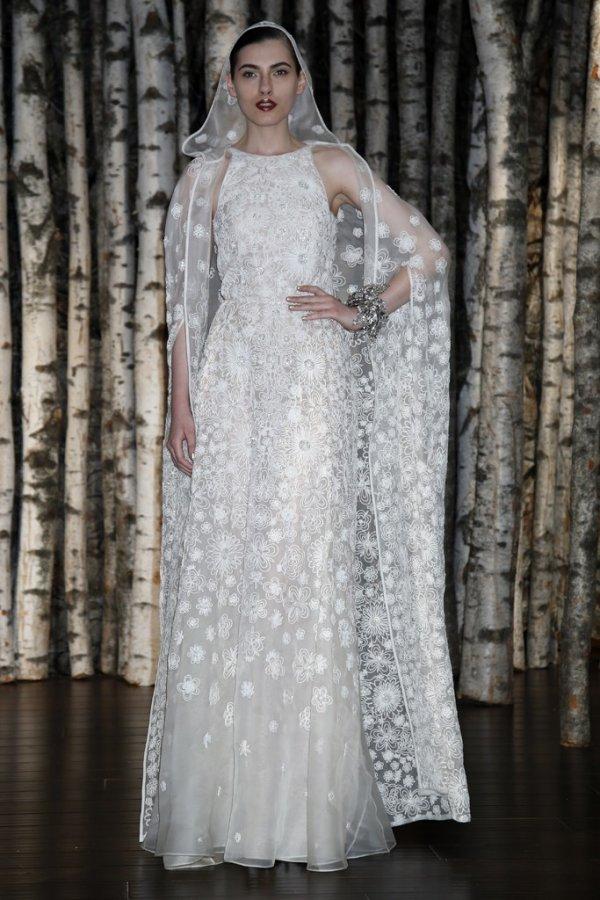Фото платья из коллекции Naeem Khan