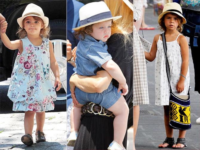 Шляпы федора для девочек