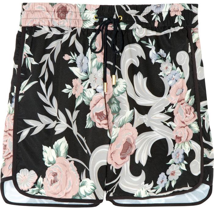 пляжные женские шорты Zimmermann