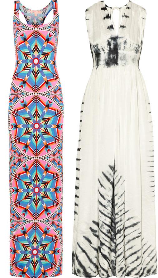 Пляжные платья и сарафаны 2014, фото