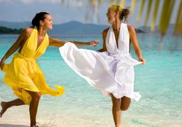 Пляжные платья 2014
