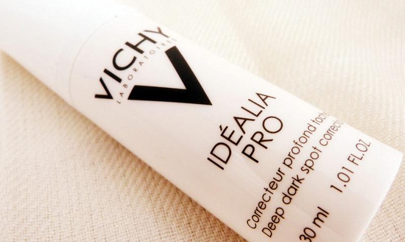 Отблеивающие средства Vichy