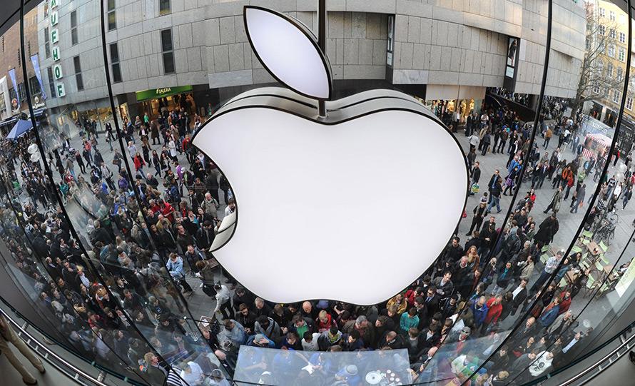 Apple идеальная американская компания