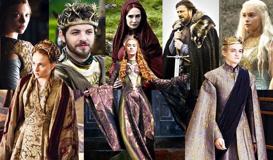 Персонажи Игры престолов