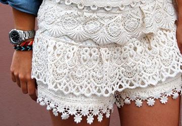 Красивые летние шорты 2014