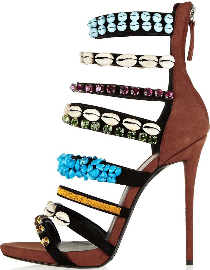 Обувь от Джузеппе Занотти