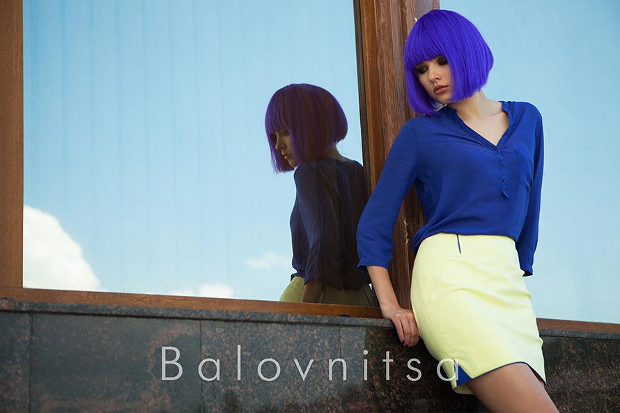 Коллекция одежды 2014 от balovnitsa