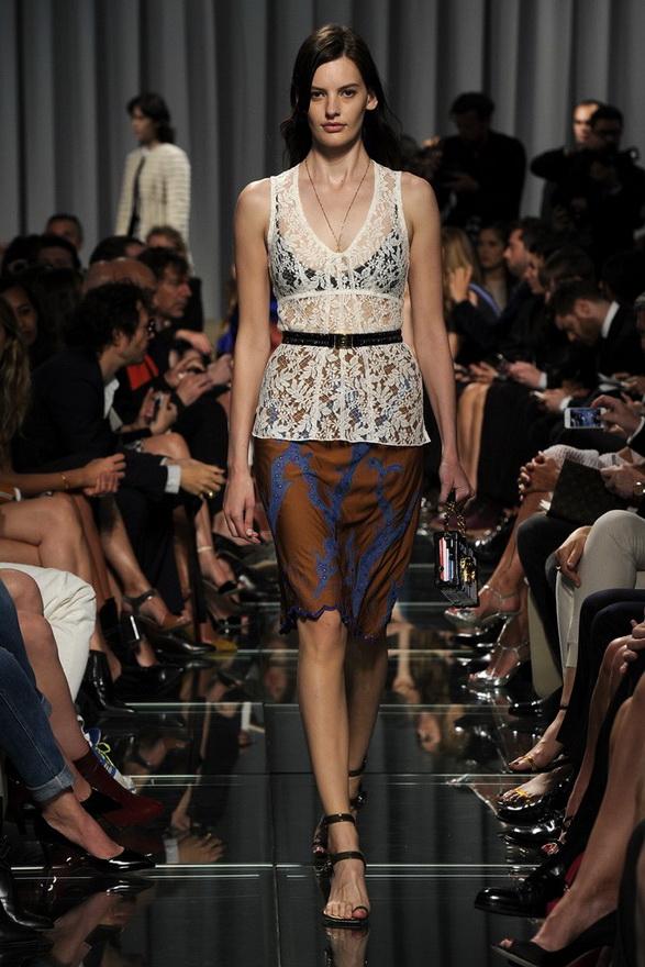 Образ из круизной коллекции Louis Vuitton