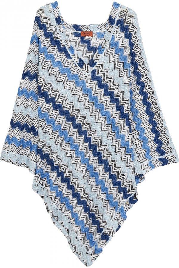 Пляжное платье – туника 2014