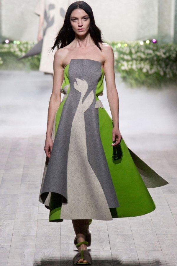 Платье осень-зима 2014-2015