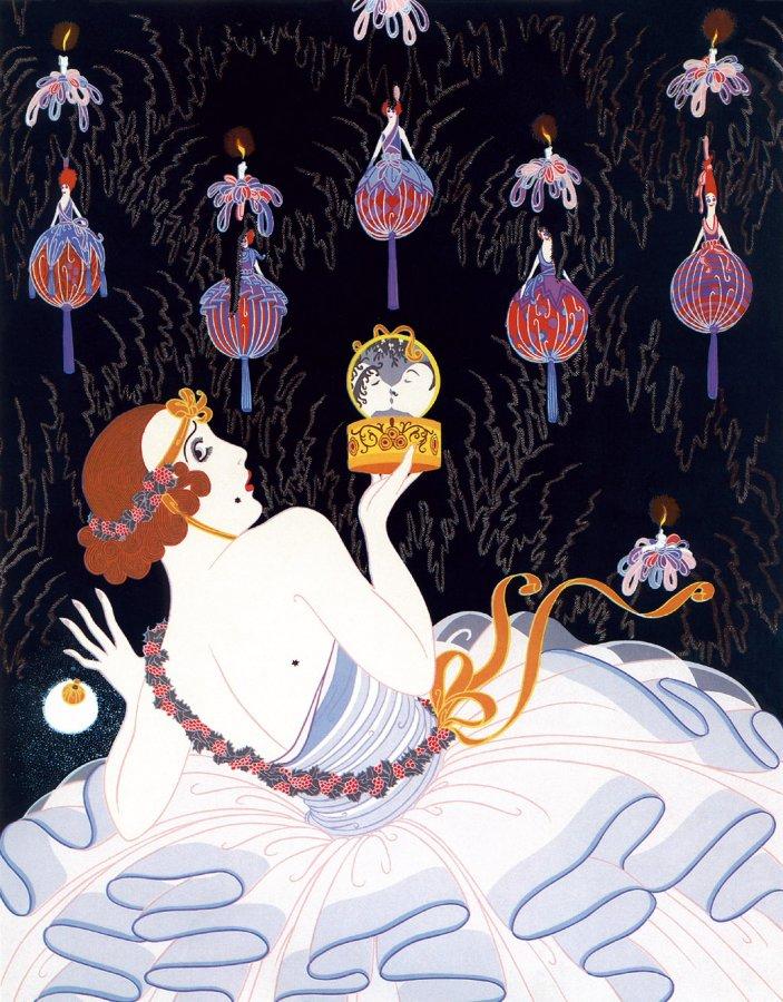 Иллюстрация художника Романа Тыртова