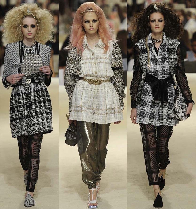 Круизная коллекция Chanel 2015