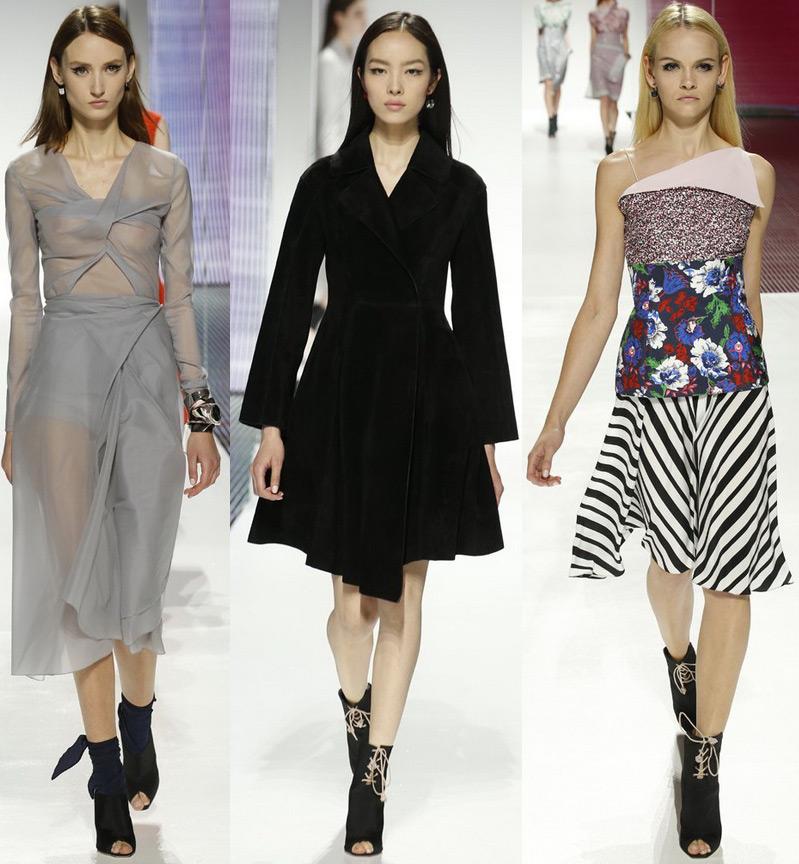 Межсезонная коллекция Dior весна-лето 2015