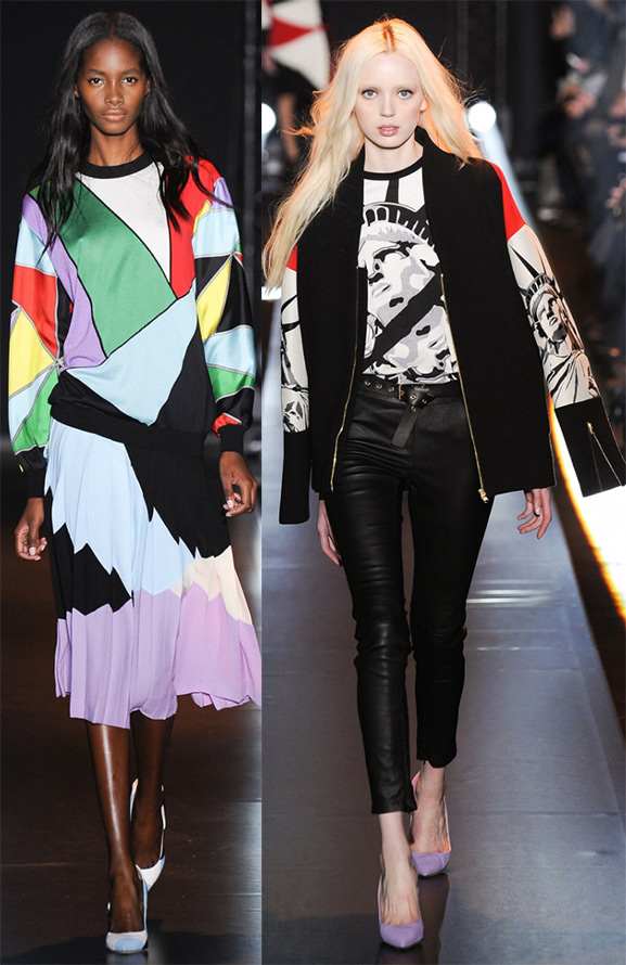 Мода осень и зима 2014-2015