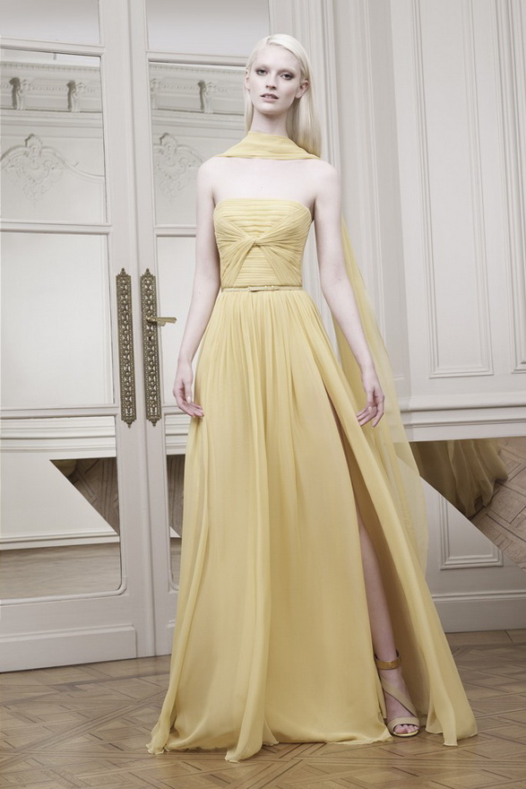Платье Elie Saab 2015