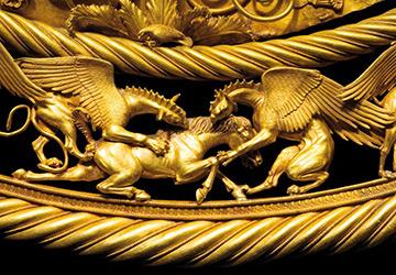 Золото наших предков