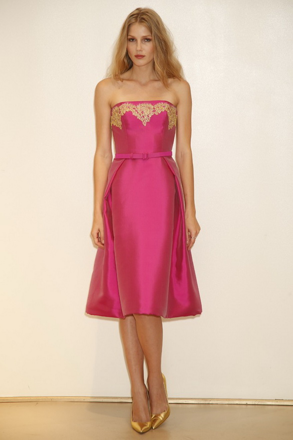 Платье Reem Acra Resort 2015