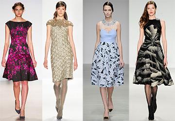 Коктейльные платья 2014-2015